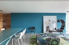 colourful home design