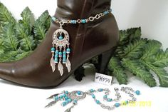 Boot Bangles  Boot Jewelry by BeDazzledShop on Etsy, $18.00