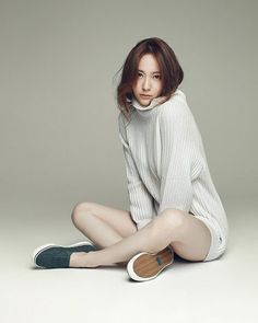 f(x)'s pretty Krystal for Keds Korea ~ Wonderful Generation