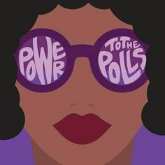 We are partnering with the Women's March through a public call for art for POWER TO THE POLLS: A touring exhibit to inspire people to take to the polls. Get Out The Vote, Rock The Vote, Right To Vote, How To Vote, Black Power, Vote Quotes, Wisdom Quotes, Self Happiness Quotes, Team Building Quotes