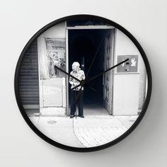 PLEASE : ✔ LIKE ✔ REPIN ✔ FOLLOW ME ;) ARTIST FAN PAGE : https://www.facebook.com/StwayneKeubrick   #HomeDecor #StwayneKeubrick #Photos #wallclock #wallclocks #Accessories #Society6