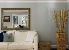 Mirror Makes Room Look Bigger