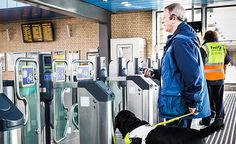 While nothing can replace the companionship of a guide dog, technology can help make treks through busy cities a lot less stressful and more enjoyable