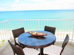 Isla Verde Vacation Rental - VRBO 484980 - 1 BR San Juan Area Condo in Puerto Rico, Beachfront ~ Marbella Del Caribe Condo ~ Beautiful View