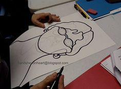 Hands, Head 'n Heart in the Artroom: Dubuffet Workshop @ '11 AAEA Conference