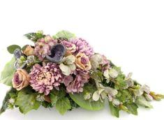 Cemetery, Funeral, Floral Wreath, Wreaths, Flowers, Home Decor, Christmas Floral Designs, Homemade Home Decor, Door Wreaths