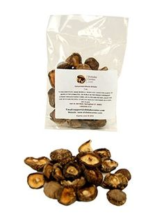 Dried Whole Shiitake Mushrooms - 1 Oz. Bag - Dehydrated Edible Gourmet Lentinula Edodes Fungi: Shitake *** Want to know more, click on the image.-It is an affiliate link to Amazon.