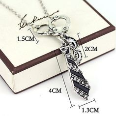 Fifty Shades of Grey Darker Freed Christian Charm Necklace/ JUST FOR FIRST BUY