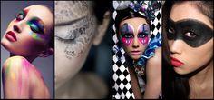 Ogni anno nasce un dubbio: e questa volta da cosa mi travesto? Banditi i costumi banali e poco originali: libera la tua fantasia e realizza un make up creativo, essenziale per un travestimento perfetto.  A cosa ispirarsi #carnevale #beauty #makeup http://paperproject.it/beauty/beauty-life/carnevale-come-mi-trucco/