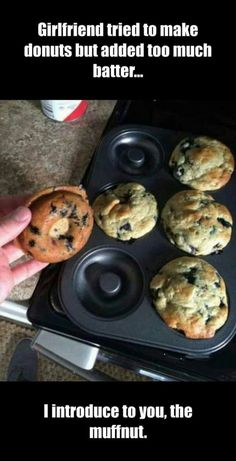 Muffins funny