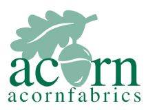Acorn Fabrics (UK online store http://www.acornfabrics.com/) - Quality fabrics since 1975 Browse and choose fabrics from a sumptuous collection of over 600 items, making your selection not only by colour and design but if you wish, by width, weight, composition or construction. You can view individual fabrics or be inspired by the entire Acorn and Classic Shirtings ranges via the on-line catalogues. See their catalogues here: http://www.acornfabrics.com/catalogue