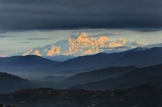 Photographies - Népal - Matthieu Ricard - Massif de lAnnapurna - Namo Bouddha - Annapura Range - Namo Buddha