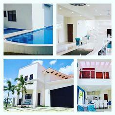 Casa nueva en Renta Country San Marcos #JoseLuis #AMPI