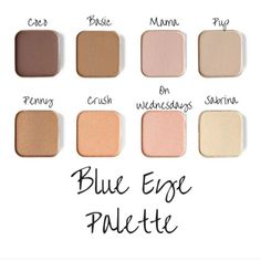 Blue eyes are beautifully accentuated with this Maskcara Beauty pallet! Maskcara Makeup, Maskcara Beauty, Beauty Makeup, Beauty Tips, Beauty Products, Beauty Stuff, Hair Makeup, Posh Products, Dress Makeup