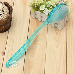 Practical long handled body bath shower back brush scrubber massager disability helper Disability, Bath Shower, Massage, Aliexpress, Outlets, Alibaba Group, Spa, Bathroom, Watch