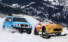 Nissan 370Zki: roadster per le piste (di neve)  Scarica in Pdf       Scarica in Pdf