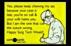 Surgical Tech Week