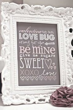 Valentine Frame   Do These Easy Valentine's Day Crafts Now Before It's Too Late