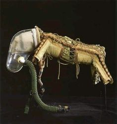 Dog Space Suit,late 1950's.