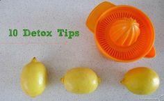10 Detox Tips – Elimination Organs – Kidney Cleanse – Colon Cleanse – Lymphatic System – Skin Detox – Heart Health – Alkaline pH – Emotional Detox | Jennifer Thompson