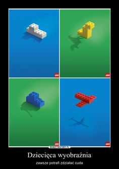 Explore the world of LEGO® through games, videos, products and more! Shop awesome LEGO® building toys and brick sets and find the perfect gift for your kid Creative Advertising, Ads Creative, Print Advertising, Product Advertising, Advertising Campaign, Layout Design, Graphisches Design, Logo Design, Design Ideas