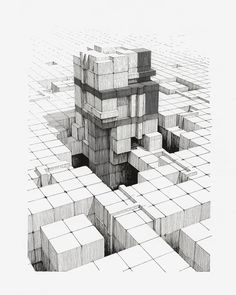 Cityscape Drawing, Sketch Painting, Architecture Drawings, Architecture Details, Final Fantasy Tactics, Perspective Drawing, Cyberpunk Movies, Illusion Art, Find Picture