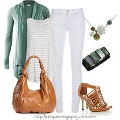"""""""Mint Green"""" by uniqueimage on Polyvore"""