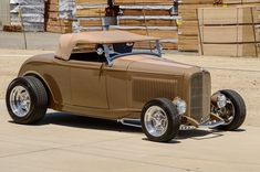 Pictures of decently Modified cars [Vol. - Page 170 - General Gassing - PistonHeads Fancy Cars, Retro Cars, Cool Cars, Vintage Cars, Hot Rods, 1932 Ford Roadster, Classic Hot Rod, Ford Classic Cars, Us Cars