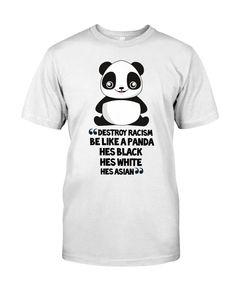 Destroy Racism Classic T-Shirt - Ronole Store Black Lives Matter Shirt, Classic T Shirts, Store, Mens Tops, Larger, Shop