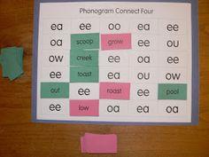Phonogram Game Board   Cards 1   Cards 2            Phonogram Game Board 2   Cards 1   Cards 2      Phonogram Connect Four   I am ...