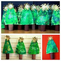 Christmas Trees - PreK?