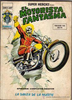 El Motorista Fantasma!!!