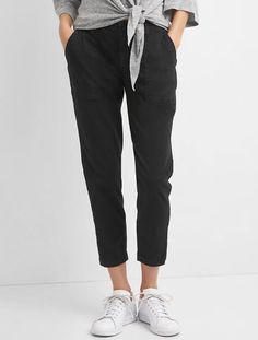 GAP Girlfriend Utility Chinos
