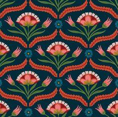 Pattern Download From Frances Macleod Day 2 + 3 (Design*Sponge)
