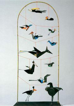 Alexander Calder Birds