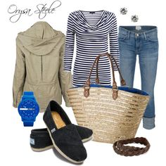 Running Errands, created by orysa on Polyvore