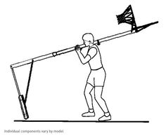 Lifetime Basketball Goal Portable Hoop 1268 44 in. Impact Backboard