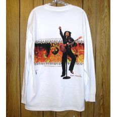 Bob Marley T Shirt Vintage 1999 Zion Hope Road Music
