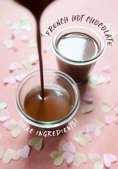 Easy French Hot Chocolate @sloanenyc we should try this!