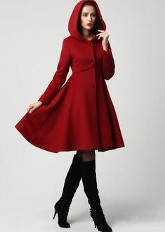 62 Best hooded coats images  76f03adb7459c
