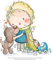 A Boy's Best Friend by Rachelle Anne Miller, via Flickr