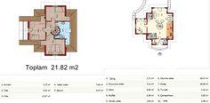 Ataş 303 - 99 m2 Ataş Çelik Yapı | çelik ev | Prefabrik Ev