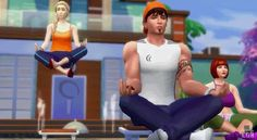 New trending GIF on Giphy. yoga the sims the sims 4 meditate. Follow Me CooliPhone6Case on Twitter Facebook Google Instagram LinkedIn Blogger Tumblr Youtube