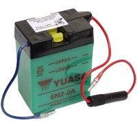 Yuasa 6N2-2A Motorcycle Batteries