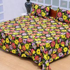Sharrate provides premium range of luxury bedsheets where you get unique taste of collection for your bed rooms. Luxury Bed Sheets, Bed Sheets Online, Buy Bed, Bed Sheet Sets, Daisies, Comforters, Blanket, Bedroom, Stuff To Buy