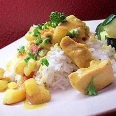 Coconut Milk Chicken Curry @ http://allrecipes.com.au