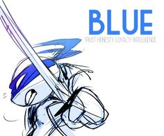 Blue is the leader Tmnt 2012, Ninja Turtles Art, Teenage Mutant Ninja Turtles, Ninja Turtles Shredder, Tmnt Leo, Leonardo Tmnt, Shell Shock, Childhood Tv Shows, It Goes On