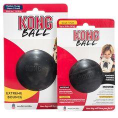 Kong Kong Ball Dog Toy - Extreme Bounce