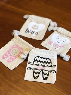 Our cotton muslin bags are made from unbleached cotton. The thick drawstring is double-knotted for easy closing. Tooth Fairy Receipt, Tooth Fairy Doors, Tooth Fairy Box, Tooth Fairy Pillow, Tooth Pillow, Memories Box, Dating Divas, Tooth Fairy Certificate, Dollar Bill Origami