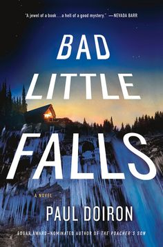 I just finished this book and if you like C.J. Box you will really enjoy Bad Little Falls by Paul Doiron.  This is the 3rd in Doiron's series about Mike Bowditch a Maine game warden.  One of my favorite new authors.